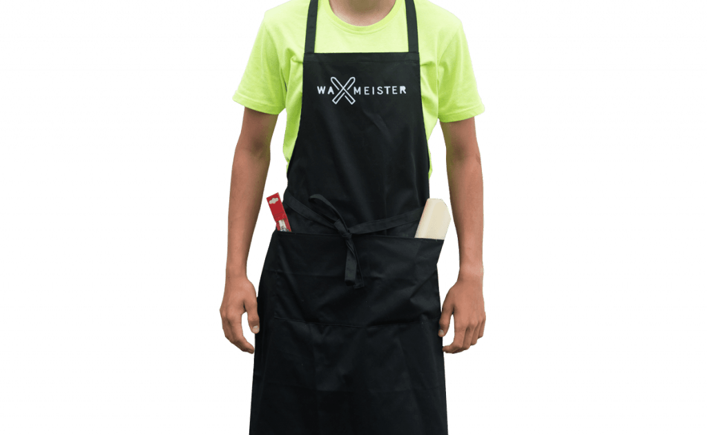 Waxmeister Schuerze