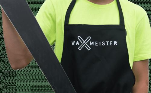 Waxmeister Schuerze klein